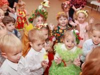 «Праздник Осени» в МБДОУ